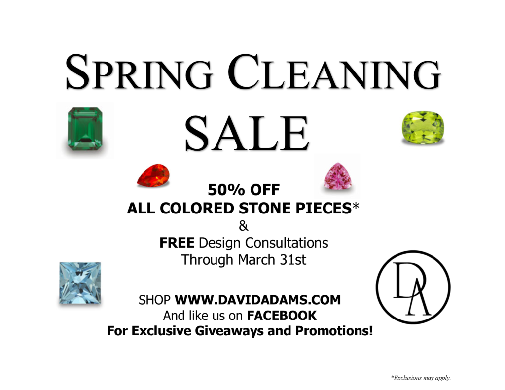 Spring Cleaning Sale Signage2